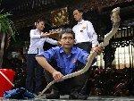 越南眼镜蛇主题餐厅