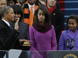 奥巴马就职典礼图片 奥巴马就职演讲全文中英文