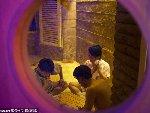 镜头探索朝鲜平壤高档洗浴休闲中心