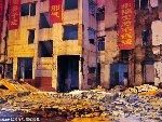 广州因对开发商不满 数百村民聚众推倒围墙