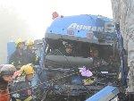 沈海高速盐城段20辆车相撞