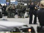 美加州枪击案6人死 事发地点距奥巴马5公里