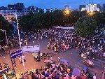 警方出动200多人与湖南被打死小贩村民抢尸